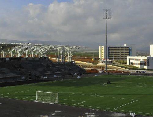 Ahi Evran Üniversitesi Bsyo Stadı Fifa 2 Star