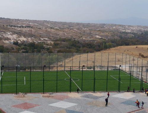 Nevşehir Simya Koleji Halı Saha